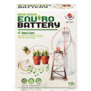 Kit Batería Ecológica