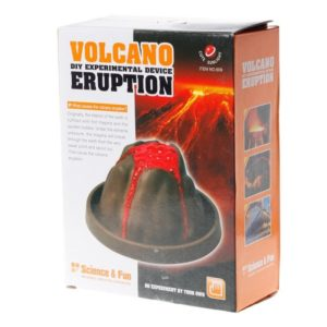 Kit Experimento Volcán