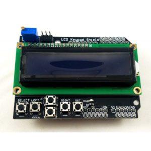 Shield LCD Teclado Generico