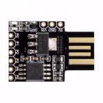 Tarjeta ATtiny85 con USB