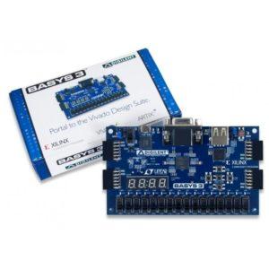 Tarjeta FPGA BASYS 3