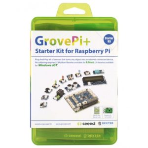 Kit Grovepi+ Starter para Raspberry Pi