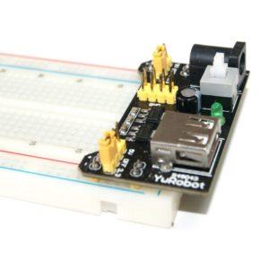 Modulo Fuente Regulada para Protoboard
