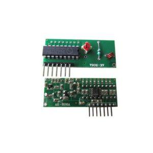 Modulo RF Tarjeta de Recepción RX 433Mhz
