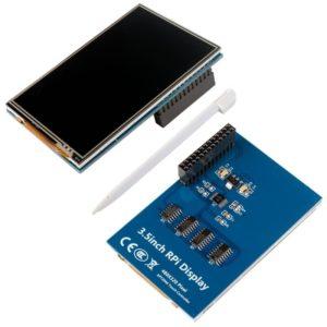 "Modulo LCD 3.5"" TFT para Raspberry"