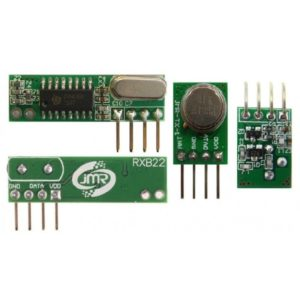 Modulo RF TX-RX 433Mhz (WT-RY-01/RXB22) 100mts