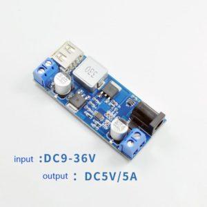 Modulo de carga 9-36V a 5V3A XY-3606
