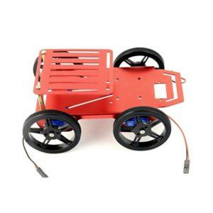Plataforma Robotica Mini 4WD FTMC004