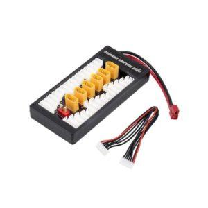 Adaptador de Carga Múltiple 6 Baterías en Paralelo