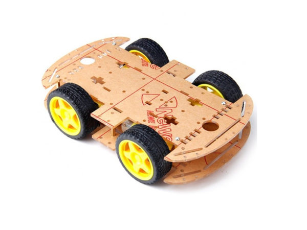 Kit Chasis para carro 4WD 4x4_0001_Capa 9