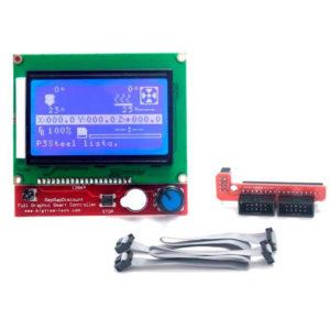 Pantalla LCD 12864 RepRap