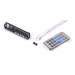Modulo MP3 Bluetooth USB